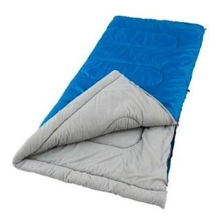 Bolsa De Dormir 83 Cm X 190 Cm Fairmont Azul Coleman