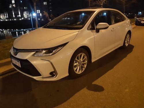 Toyota Corolla 2020 Xei Mt. (linea Nueva)