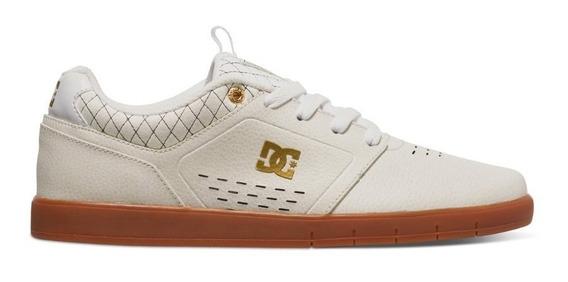 Dc Shoes Cole Signature Beige Liga Skate Tenis Vans Emerica