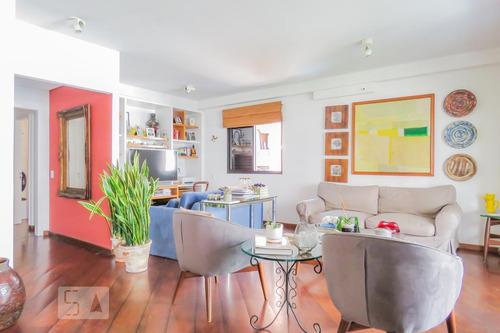 Apartamento À Venda - Moema, 3 Quartos,  163 - S893024006