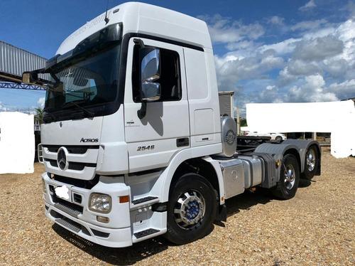 Mercedes-benz 2546 Cavalo Mecânico Truck 6x2 2013