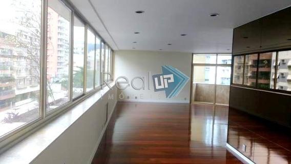 Apartamento Com 4 Quartos Para Comprar No Lagoa Em Rio De Janeiro/rj - 11680