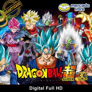 Dragon Ball Super Serie Completa Fullhd [ Latino Y Japonés]