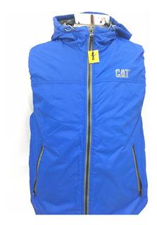 Chaleco Caterpillar Hombre- Logo Shop Vest