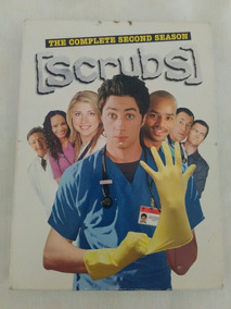 Scrubs Second Season 3xdvd Omi