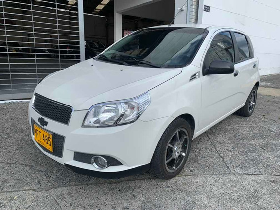 Chevrolet Aveo Emotion 5 Ptas Mod 2011