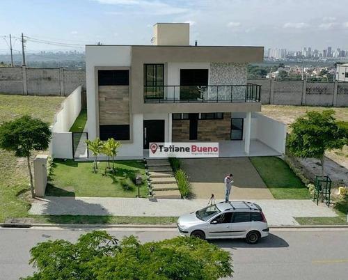 Casa Com 5 Dormitórios À Venda, 424 M² Por R$ 2.300. - Condomínio Residencial Alphaville I - São José Dos Campos/sp - Ca2486