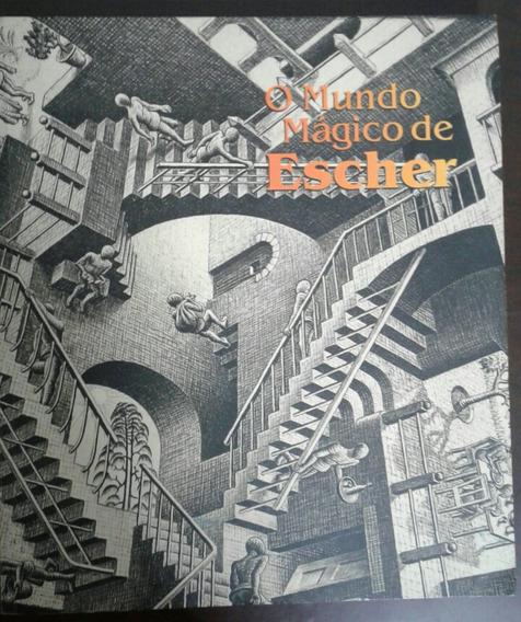 Catálogo Exposição O Mundo Mágico De Escher