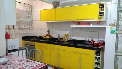 Apartamento Com 2 Dormitórios À Venda, 60 M² Por R$ 175.000,00 - Âncora - Rio Das Ostras/rj - Ap0147