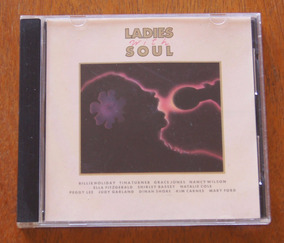 Cd Ladies With Soul Billie Holiday Tina Turner Grace Jones