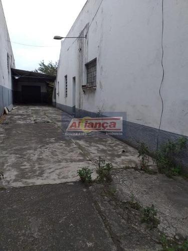 Sobrado Com 2 Dormitórios À Venda, 480 M² - Vila Augusta - Guarulhos/sp - Ai18841