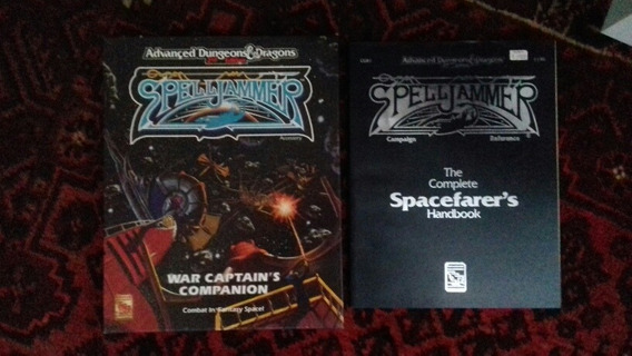 Spelljammer Spacefarers + War Captains Box