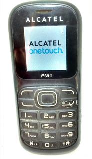 Alcatel-217d-semi- Usado Dois Chips-c/garantia