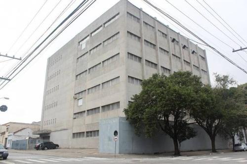 Imagem 1 de 8 de Prédio Comercial/industrial Brás - Laje Com 1.050m² - Pd1511