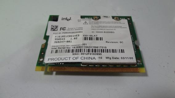 Placa Wireless Do Notebook Toshiba Satellite 2405-s201