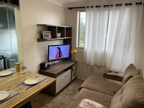 Apartamento Em Vila Figueira, Suzano/sp De 48m² 2 Quartos À Venda Por R$ 198.000,00 - Ap798549