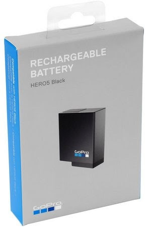 Gopro Bateria Recarregável Hero 7 Black Silver White Origina