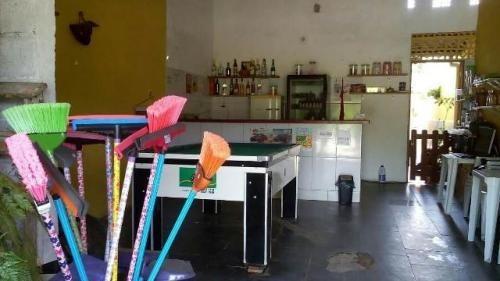 Casa Com Salão Comercia Com 2 Quartos Em Itanhaém/sp 5053-pc