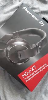 Audifonos Pioneer Hdj X7 Con Estuche Hdj-hc01
