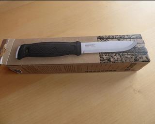 Cuchillo Mora Garberg Sueco