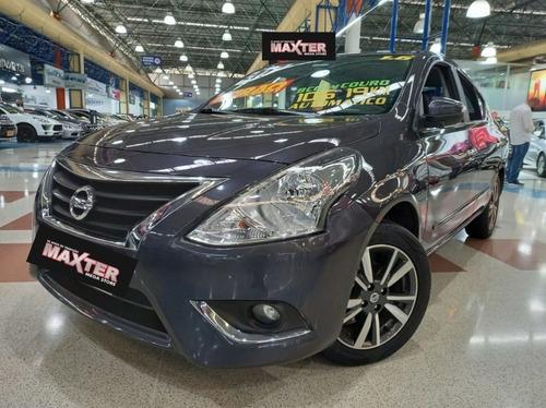 Nissan Versa 1.6 16 Flexstart Sl 2020