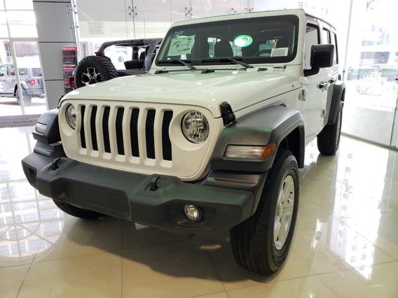 Jeep Wrangler Unlimited Sport 2019 - Estrenala