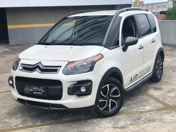 Citroen Aircross 1.6 Exclusive Automático 2015