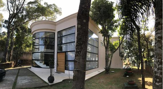 Casa Serra Da Cantareira 380m² Com Lazer Completo
