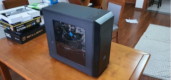 Pc Gamer G4560 + 1050ti 4gb + 8gb Ram + Ssd + Cx430