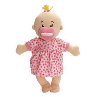 Manhattan Toy Wee Baby Stella Peach 12 Pulgadas Muñeca