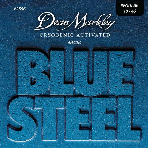 Encordado Dean Markley 2556 Blue Steel 010-046