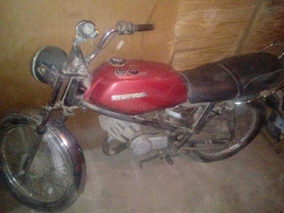 Honda Hondamb 100