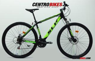 Bicicleta Mtb Slp 10 Pro R29 21vel Shimano Freno Disco Susp