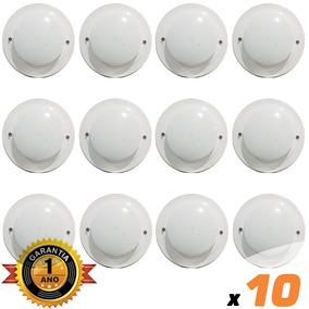 Kit 10x Detector Incêndio Térmico 12/24v Certificado P4