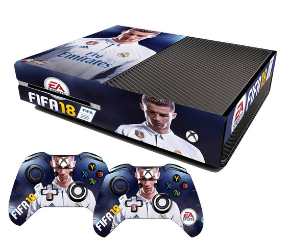 Skin Xbox One Fifa 18 - Frete Grátis