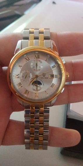 Relógio Tevise Autômatico 9008g