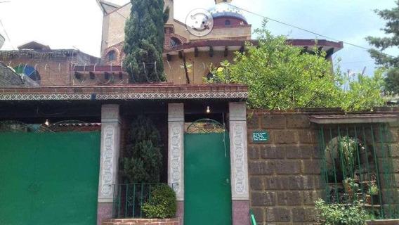 Renta Casa Rustica Tlalmille