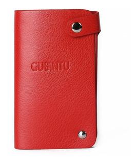 Porta Cartões De Crédito Couro Feminino Disponível 3 Cores