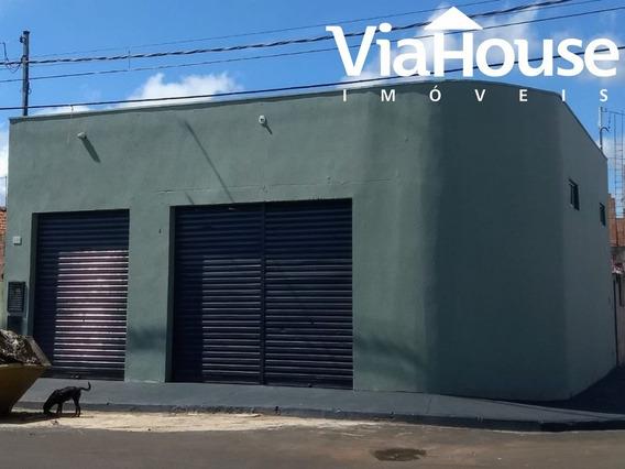 Salão Comercial Na Cidade De Brodósqui Sp - Sl00364 - 3348847
