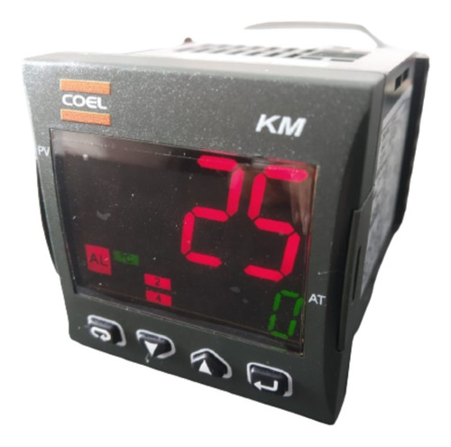 Imagem 1 de 4 de Controlador Com Rampas E Patamares Km5(i) Comunicação Serial
