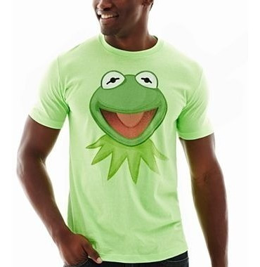 Remeras Muppets Rana Rene Originales Importadas Nuevas!!!