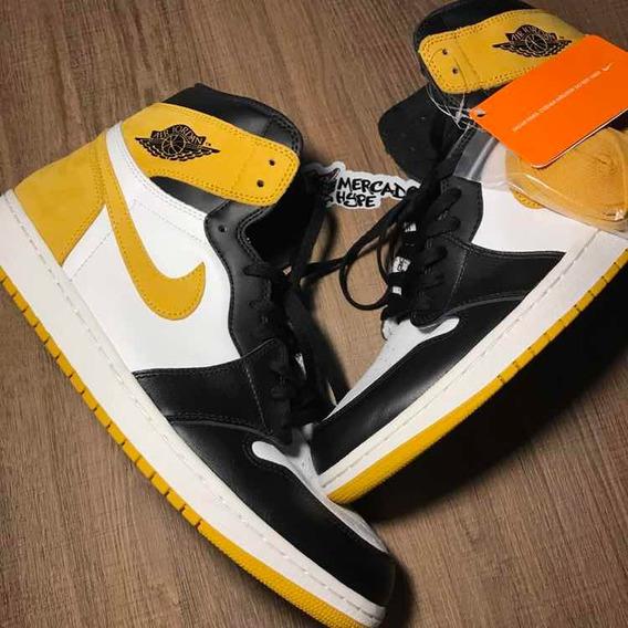 Air Jordan 1 Yellow Ochre