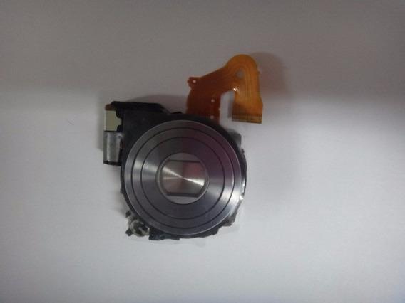 Bloco Ótico Sony Dsc-w570 W630 Wx50 Wx7 Prata **seminovo**