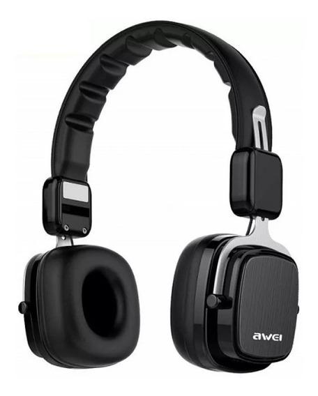 Fone De Ouvido Sem Fio Bluetooth Awei A750bl Original