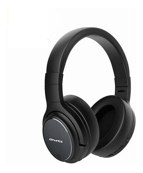 Headphone Bluetooth A950bl Awei C/ Tecnologia Anc