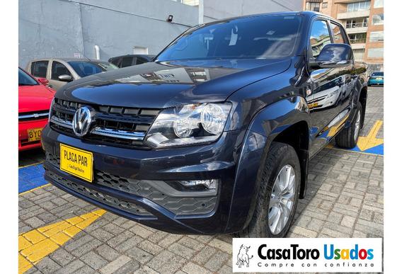 Volkswagen Amarok Comfortline 2000c 2019