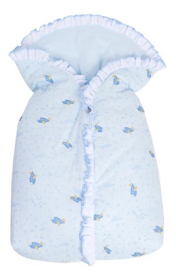 Porta Bebê Saco De Dormir Papi Estampado 68 Cm X 40 Cm