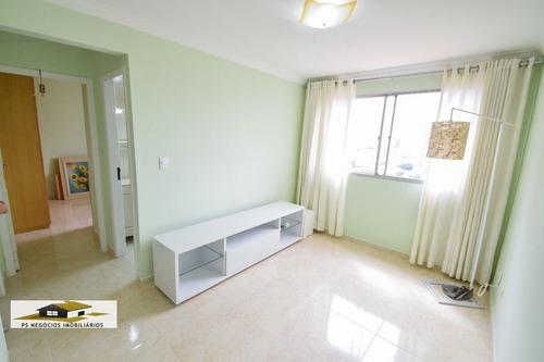 Imagem 1 de 16 de Apartamento A Venda No Bairro Chácara Inglesa Em São Paulo - Aps549-1