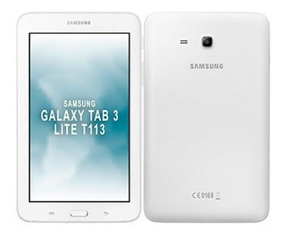Samsung - Tablet 7 Galaxy Tab 3 Lite T113
