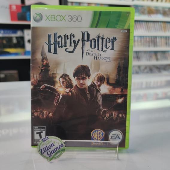 Harry Potter E As Relíquias Da Morte Parte 2 Xbox 360 Comple
